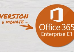 Office 365 E1 Testversion