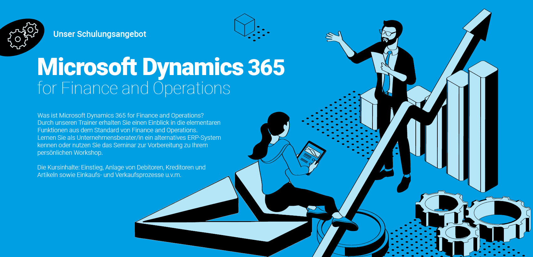 Microsoft Dynamics Finance Operations Training Seminar