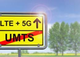 Handlungsbedarf: Mobilfunk-Stationen rüsten zum 30.6.2021 die 3G-Frequenzen auf LTE um