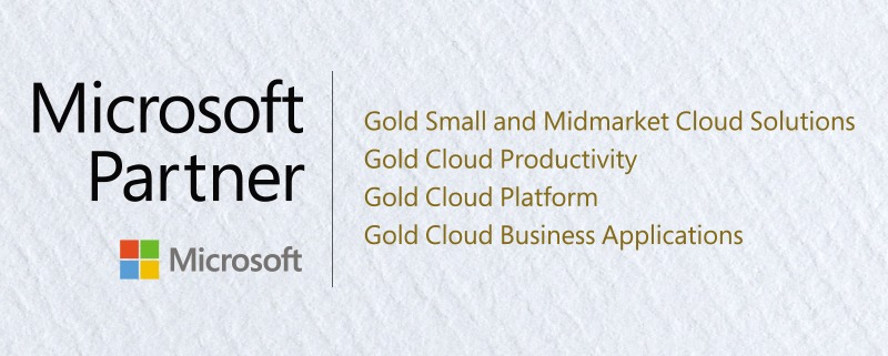 Microsoft Gold Kompetenz für die GWS